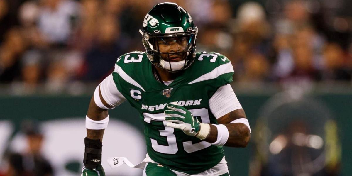Jamal Adans queria salir de los New York Jets