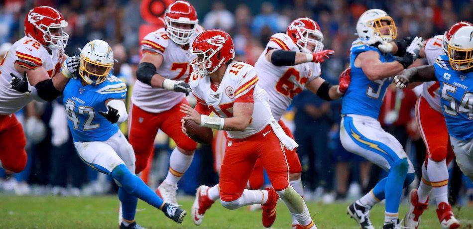 los Chiefs lucen fvoritos ante los Chargers