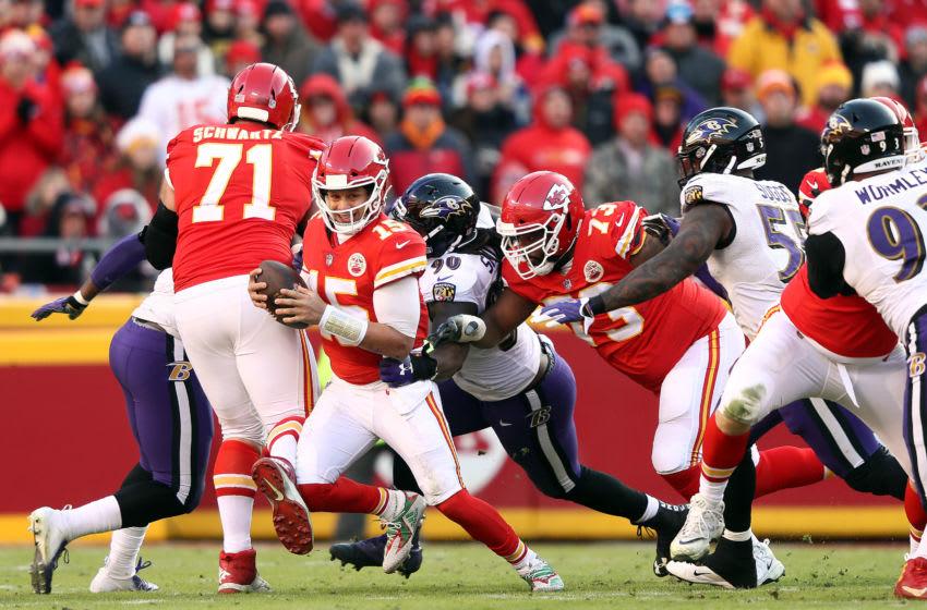 Chiefs y Ravens prometen un gran duelo