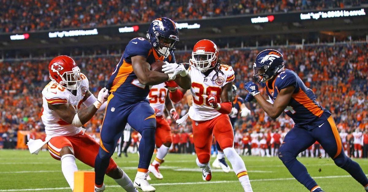 el juego entre Broncos y Chiefs puede ser bajo nieve