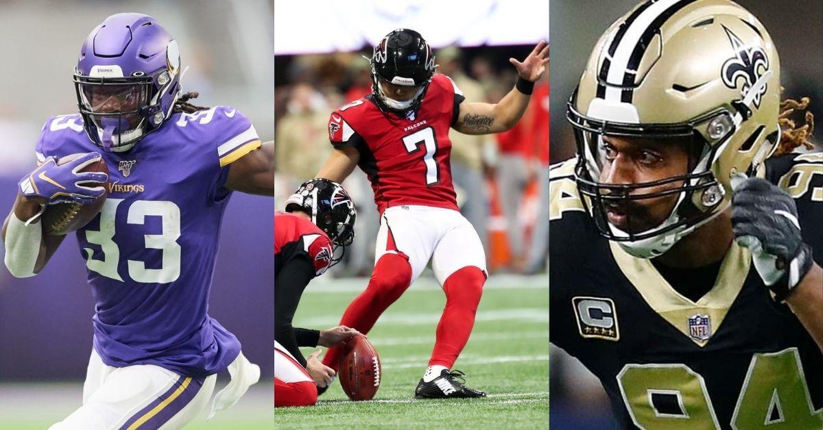 un trio de buenos jugadores en la NFC