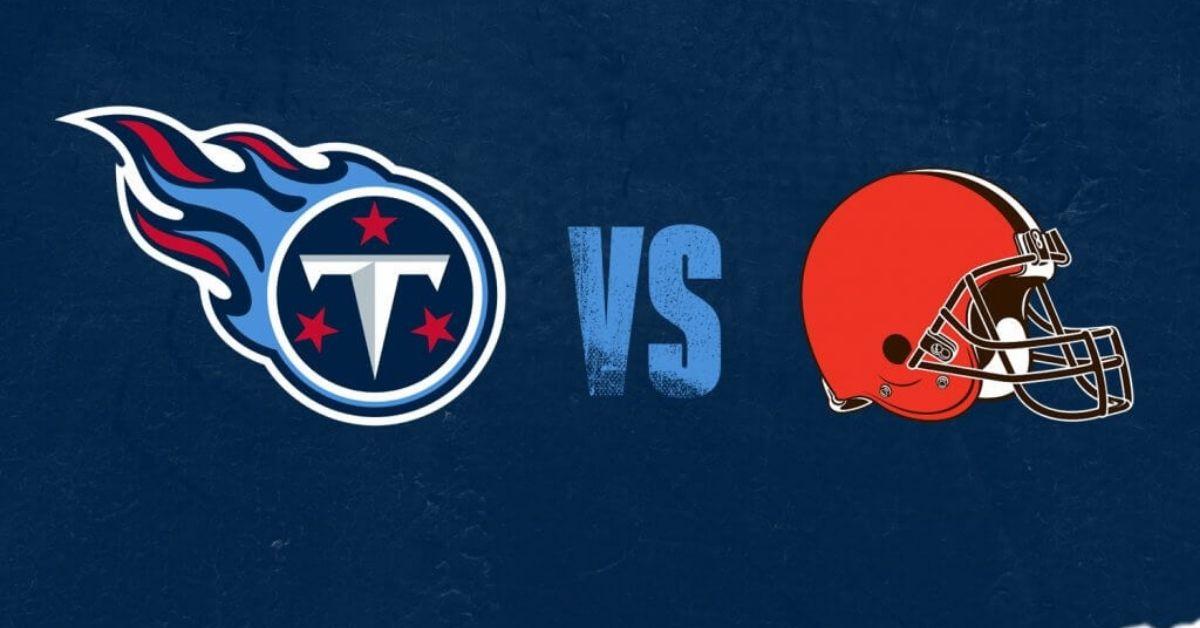 un buen juego en Nashville entre Bronwns y Titans